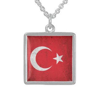 Turkey Sterling Silver Necklace