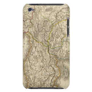 Turkey Syria map Case-Mate iPod Touch Case