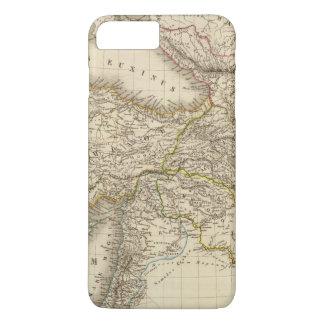 Turkey Syria map iPhone 8 Plus/7 Plus Case