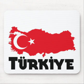 Turkey T-Shirts & Gifts Mouse Mat