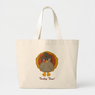 Turkey Time Tote Bag