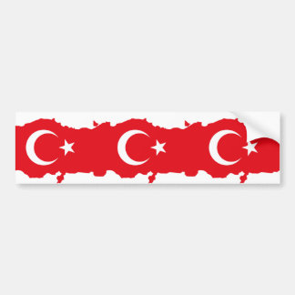 Turkey, Turkey Bumper Sticker