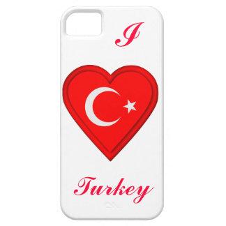 Turkey Turkish flag iPhone 5 Cover
