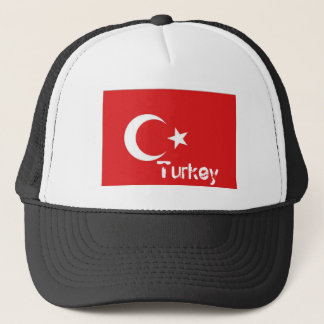Turkey turkish flag souvenir hat