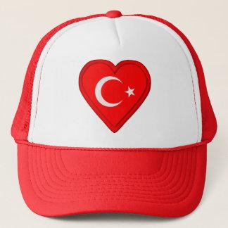 Turkey Turkish flag Trucker Hat