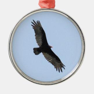 Turkey Vulture Christmas Ornament