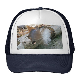 Turkey Vulture Feather Coordinating Items Hat