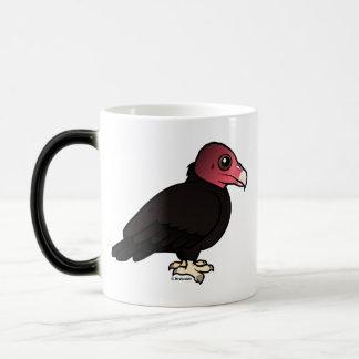 Turkey Vulture 11 Oz Magic Heat Color-Changing Coffee Mug