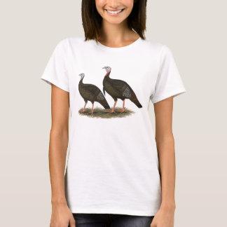 Turkeys Eastern Wild Pair T-Shirt