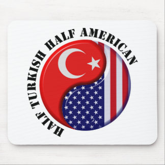 Turkish-American Mousepad