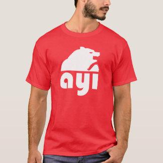 Turkish (Ayı) S Bear T-Shirt