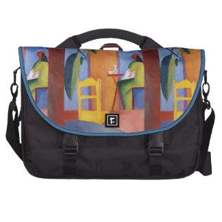 """""""Turkish Café"""" Art laptop bag"""