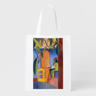 """""""Turkish Café"""" Art reusable bag"""