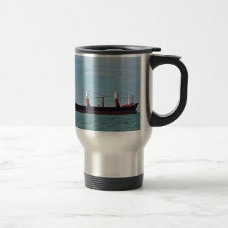 Turkish Cargo Ship Travel Mug