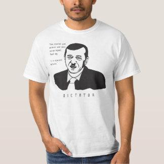 Turkish Dictator quote - Tayyip Erdogan T-Shirt