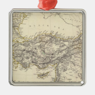 Turkish Empire, Greece Christmas Ornament