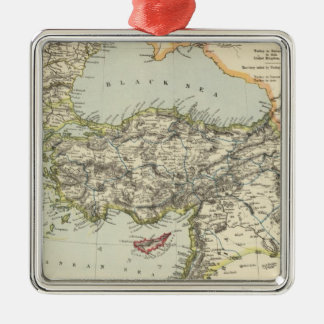 Turkish Empire, Greece, Romania Christmas Ornament