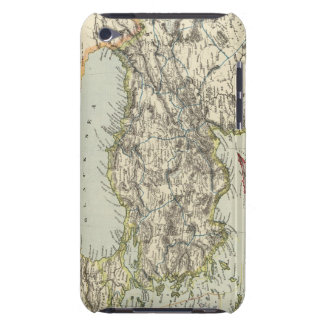 Turkish Empire, Greece, Romania iPod Touch Cases