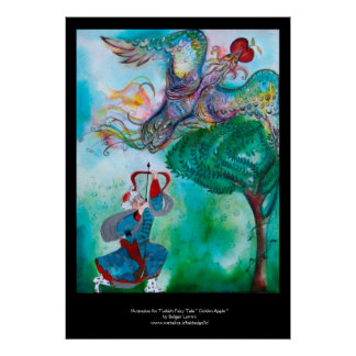 TURKISH FAIRY TALE / PHOENIX AND ARCHER POSTER