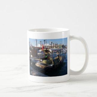Turkish Fishing Boats Coffee Mug