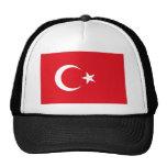 Turkish Flag Cap