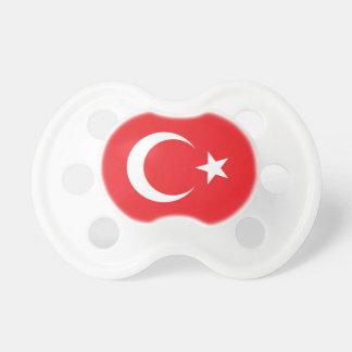 Turkish Flag Circle Dummy