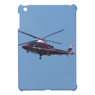 Turkish helicopter ambulance. cover for the iPad mini