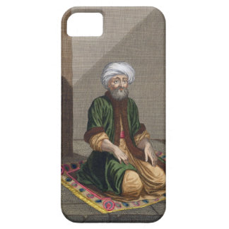 Turkish Man, praying, 18th century (engraving) iPhone 5 Cases