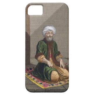 Turkish Man, praying, 18th century (engraving) iPhone 5 Cover