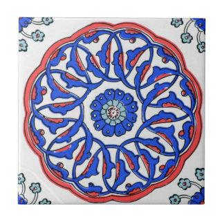 Turkish Mandala Pattern Tile