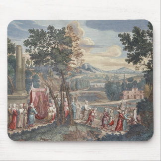 Turkish marriage procession, 1712-13 mouse pad