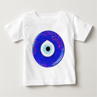 Turkish Nazar Evil Eye Design Baby T-Shirt