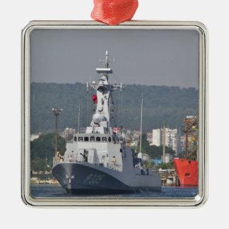 Turkish Patrol Boat Christmas Ornament