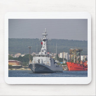 Turkish Patrol Boat Mouse Mat