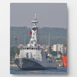 Turkish Patrol Boat Plaque