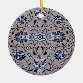 Turkish Rug Christmas Ornament