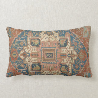 Turkish Rug Design Pillow