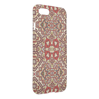 Turkish Rug in Red, Beige and Black iPhone 8/7 Case