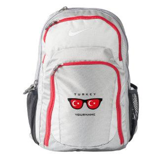 Turkish Shades custom backpacks