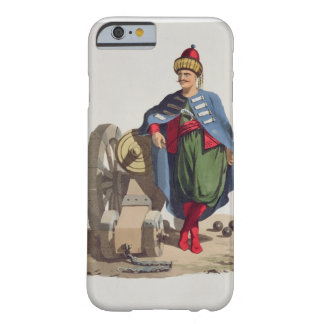 Turkish Soldier, from 'Costumes of the Various Nat Barely There iPhone 6 Case