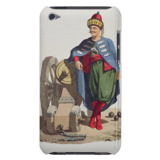 Turkish Soldier, from 'Costumes of the Various Nat Case-Mate iPod Touch Case
