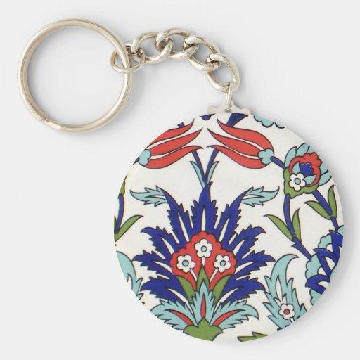 Turkish tile Keychain