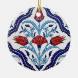 Turkish tile Ornament Christmas Ornament