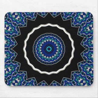 Turkish Tile Ottoman Era design Mouse Mat