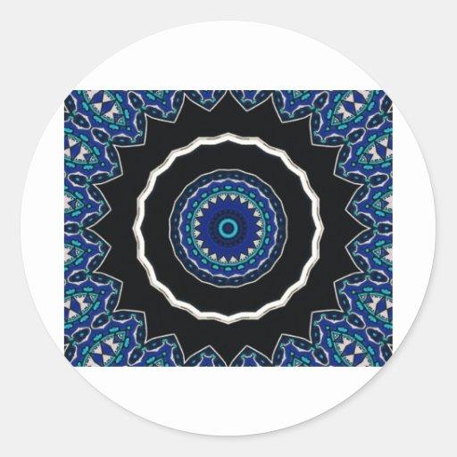 Turkish Tile Ottoman Era design Sticker