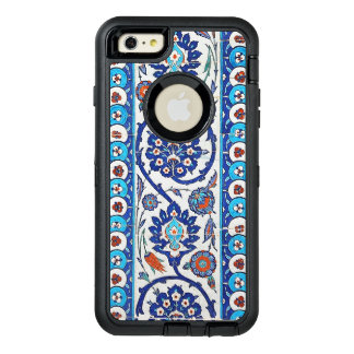 turkish tiles OtterBox defender iPhone case