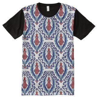 Turkish Tulip #2 tiled All-Over Print T-Shirt