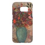 Turkish Vase, Odilon Redon, Vintage Flowers Floral