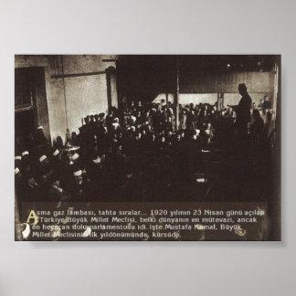 Turkish War of Independence Poster