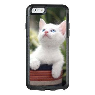 Turkish White Kitten OtterBox iPhone 6/6s Case